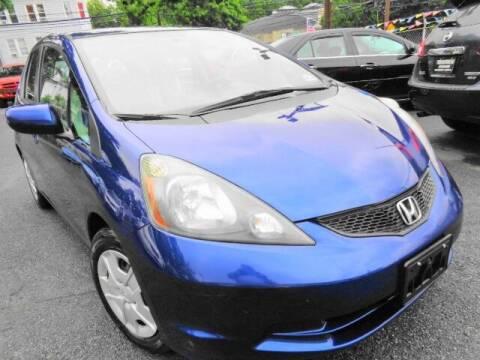 2012 Honda Fit for sale at Yosh Motors in Newark NJ