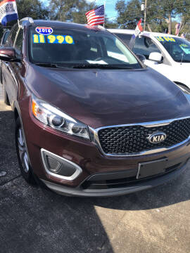 2016 Kia Sorento for sale at North American Fleet Sales in Largo FL