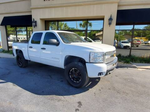 2011 Chevrolet Silverado 1500 for sale at Premier Motorcars Inc in Tallahassee FL