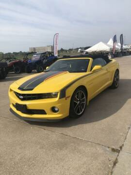 2012 Chevrolet Camaro for sale at Head Motor Company - Head Indian Motorcycle in Columbia MO