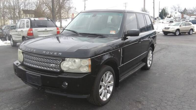 2006 Land Rover Range Rover for sale at American Auto Group, LLC in Hanover PA