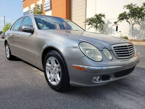 2005 Mercedes-Benz E-Class for sale at ELAN AUTOMOTIVE GROUP in Buford GA