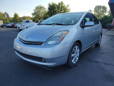 2007 Toyota Prius for sale at Cruisin' Auto Sales in Madison IN