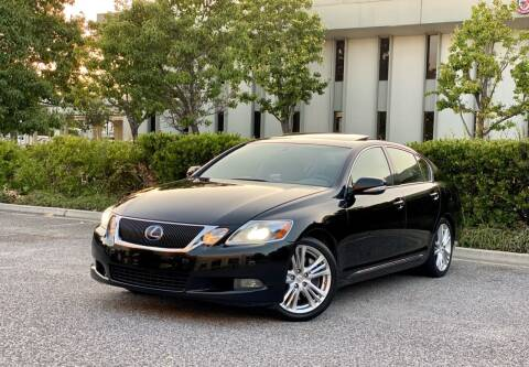 2009 Lexus GS 450h for sale at Carfornia in San Jose CA