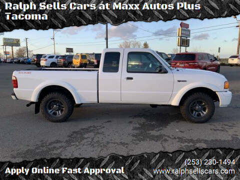 2005 Ford Ranger for sale at Ralph Sells Cars at Maxx Autos Plus Tacoma in Tacoma WA