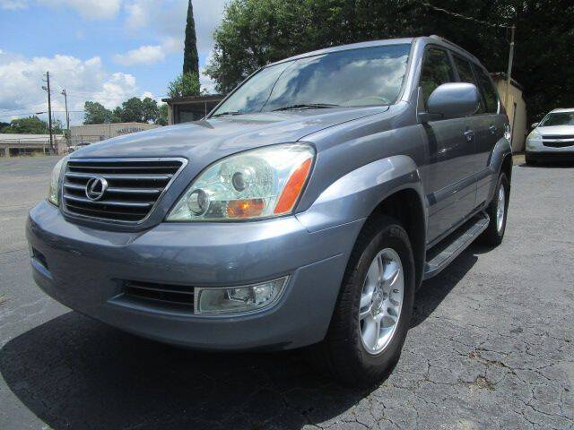 2007 Lexus GX 470 for sale at Lewis Page Auto Brokers in Gainesville GA