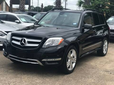 2014 Mercedes-Benz GLK for sale at Discount Auto Company in Houston TX