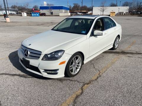 2012 Mercedes-Benz C-Class for sale at TKP Auto Sales in Eastlake OH