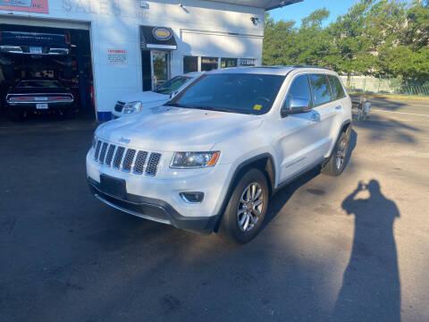 2015 Jeep Grand Cherokee for sale at Vuolo Auto Sales in North Haven CT