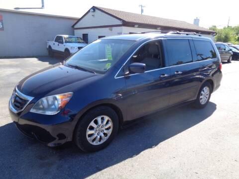2008 Honda Odyssey for sale at Aspen Auto Sales in Wayne MI