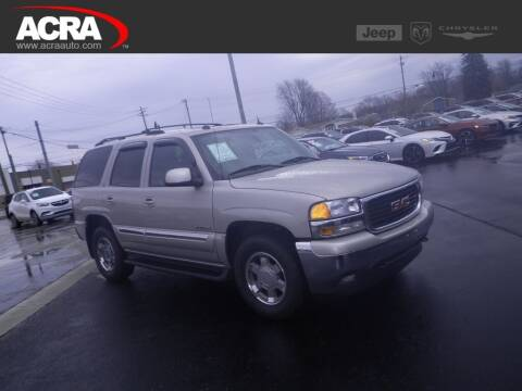 2005 GMC Yukon for sale at BuyRight Auto in Greensburg IN