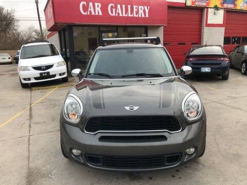 2012 MINI Cooper Countryman for sale at Car Gallery in Oklahoma City OK