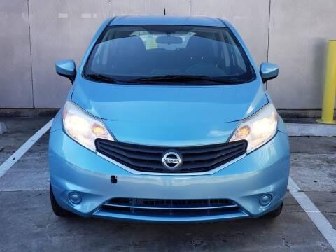 2015 Nissan Versa Note for sale at Delta Auto Alliance in Houston TX