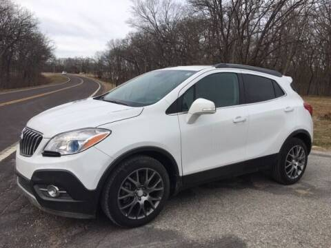 2016 Buick Encore for sale at Varco Motors LLC in Denison KS