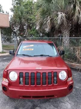 2009 Jeep Patriot for sale at Easy Credit Auto Sales in Cocoa FL