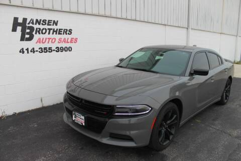 2018 Dodge Charger for sale at HANSEN BROTHERS AUTO SALES in Milwaukee WI