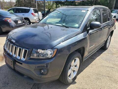 2014 Jeep Compass for sale at Extreme Auto Sales LLC. in Wautoma WI