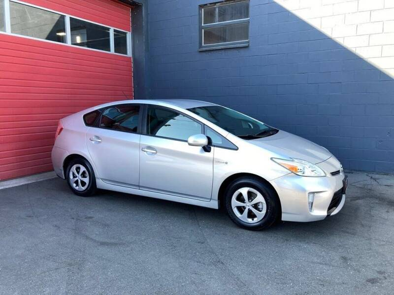 2013 Toyota Prius for sale at Paramount Motors NW in Seattle WA