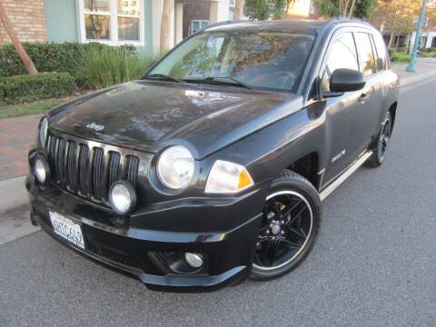 2009 Jeep Compass for sale at PREFERRED MOTOR CARS in Covina CA