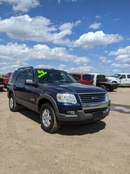 2006 Ford Explorer for sale at HORSEPOWER AUTO BROKERS in Fort Collins CO