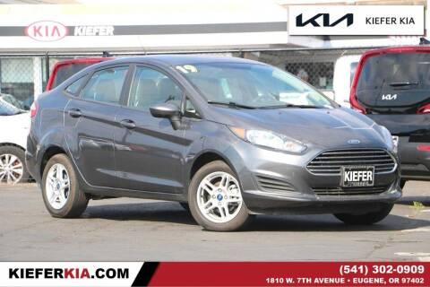 2019 Ford Fiesta for sale at Kiefer Kia in Eugene OR