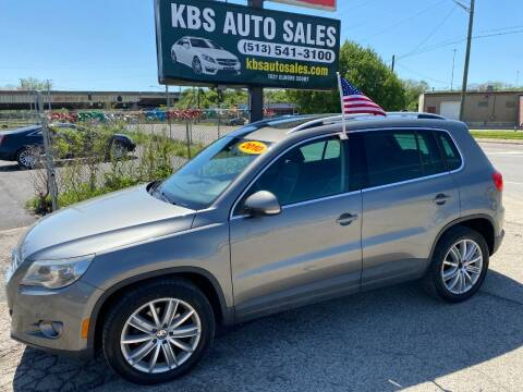 2010 Volkswagen Tiguan for sale at KBS Auto Sales in Cincinnati OH
