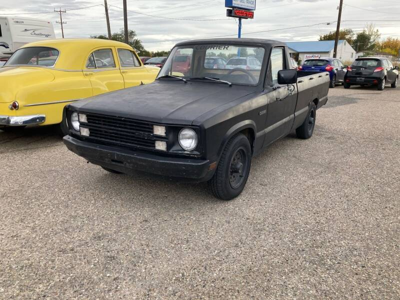 1981 Ford Courier for sale at AFFORDABLY PRICED CARS LLC in Mountain Home ID