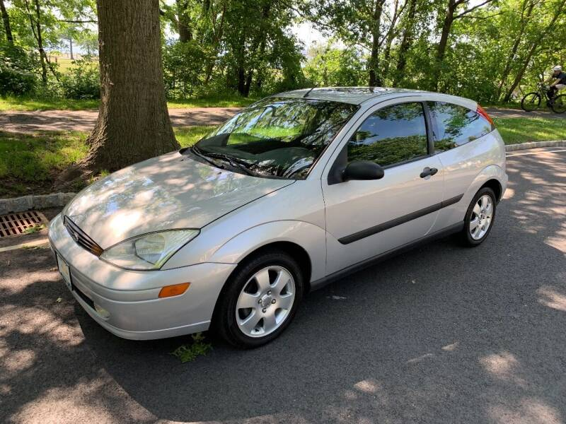 2002 Ford Focus for sale at Crazy Cars Auto Sale in Jersey City NJ