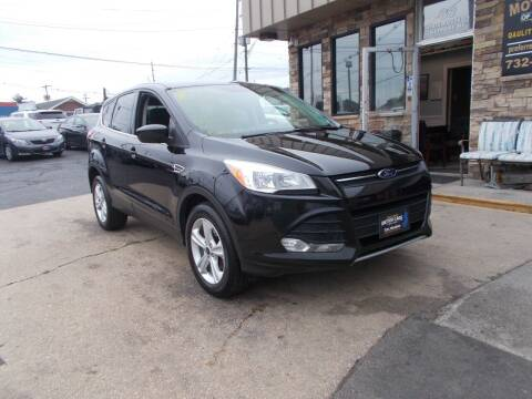 2015 Ford Escape for sale at Preferred Motor Cars of New Jersey in Keyport NJ