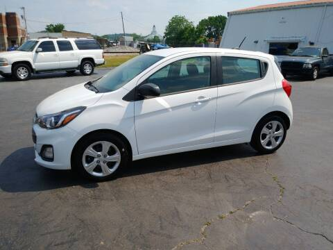 2021 Chevrolet Spark for sale at Big Boys Auto Sales in Russellville KY