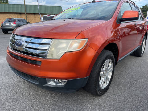 2007 Ford Edge for sale at Cars for Less in Phenix City AL