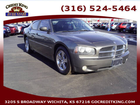 2008 Dodge Charger for sale at Credit King Auto Sales in Wichita KS
