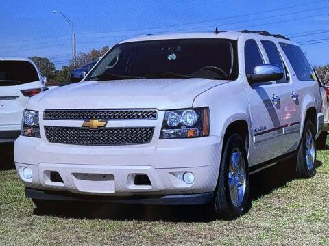 2011 Chevrolet Suburban for sale at Global Pre-Owned in Fayetteville GA