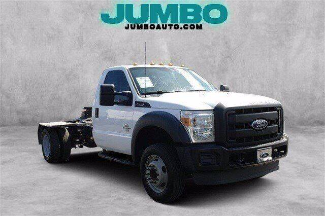 2013 Ford F-550 Super Duty for sale at Jumbo Auto & Truck Plaza in Hollywood FL