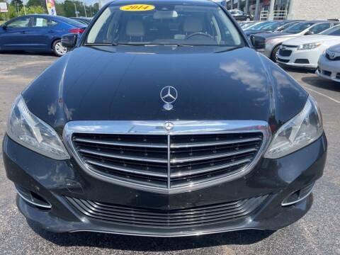 2014 Mercedes-Benz E-Class for sale at Rayyan Auto Mall in Lexington KY