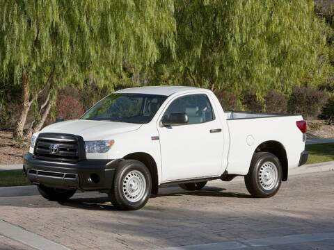 2011 Toyota Tundra for sale at Sundance Chevrolet in Grand Ledge MI