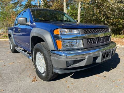2005 Chevrolet Colorado for sale at ELAN AUTOMOTIVE GROUP in Buford GA