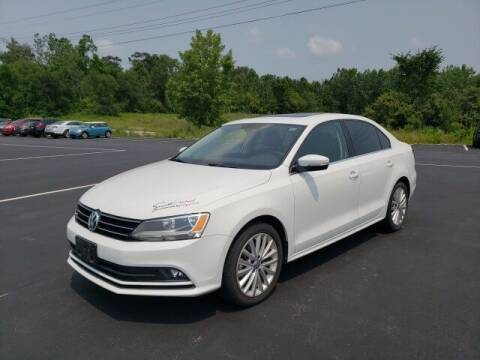 2016 Volkswagen Jetta for sale at White's Honda Toyota of Lima in Lima OH
