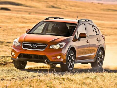 2013 Subaru XV Crosstrek for sale at CHEVROLET OF SMITHTOWN in Saint James NY