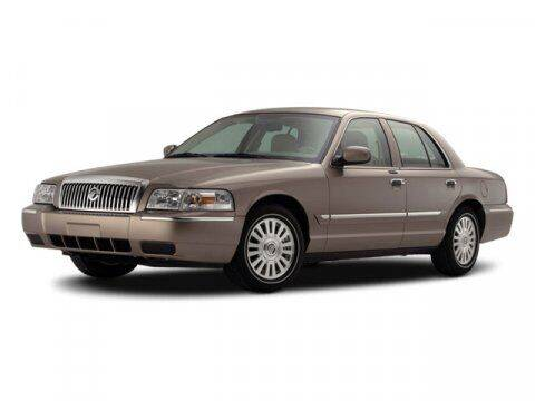 2010 Mercury Grand Marquis for sale at HILAND TOYOTA in Moline IL