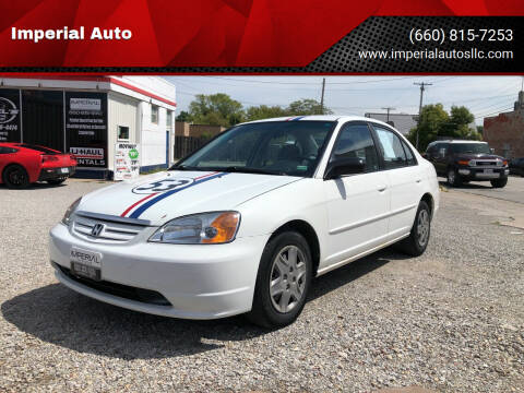 2003 Honda Civic for sale at Imperial Auto of Marshall in Marshall MO
