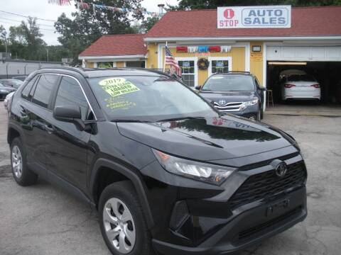 2019 Toyota RAV4 for sale at One Stop Auto Sales in North Attleboro MA