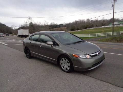 2006 Honda Civic for sale at Car Depot Auto Sales Inc in Seymour TN