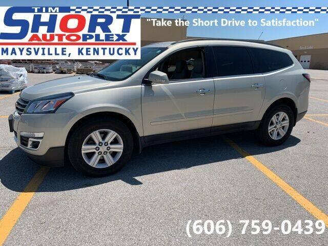 2014 Chevrolet Traverse for sale at Tim Short Chrysler in Morehead KY