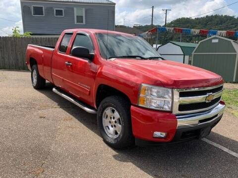 2010 Chevrolet Silverado 1500 for sale at Edens Auto Ranch in Bellaire OH