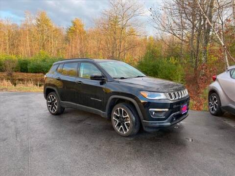 2018 Jeep Compass for sale at North Berwick Auto Center in Berwick ME