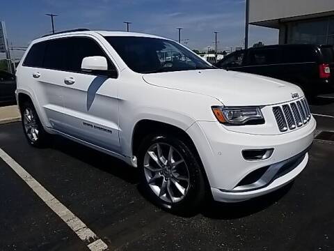 2015 Jeep Grand Cherokee for sale at MIG Chrysler Dodge Jeep Ram in Bellefontaine OH