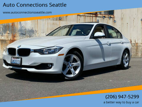2015 BMW 3 Series for sale at Auto Connections Seattle in Seattle WA