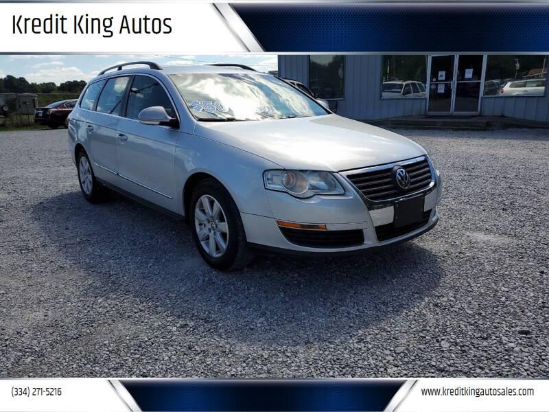 2008 Volkswagen Passat for sale at Kredit King Autos in Montgomery AL