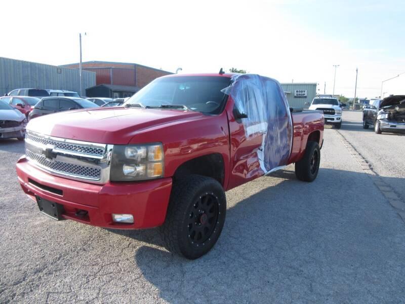 2012 Chevrolet Silverado 1500 for sale at Grays Used Cars in Oklahoma City OK